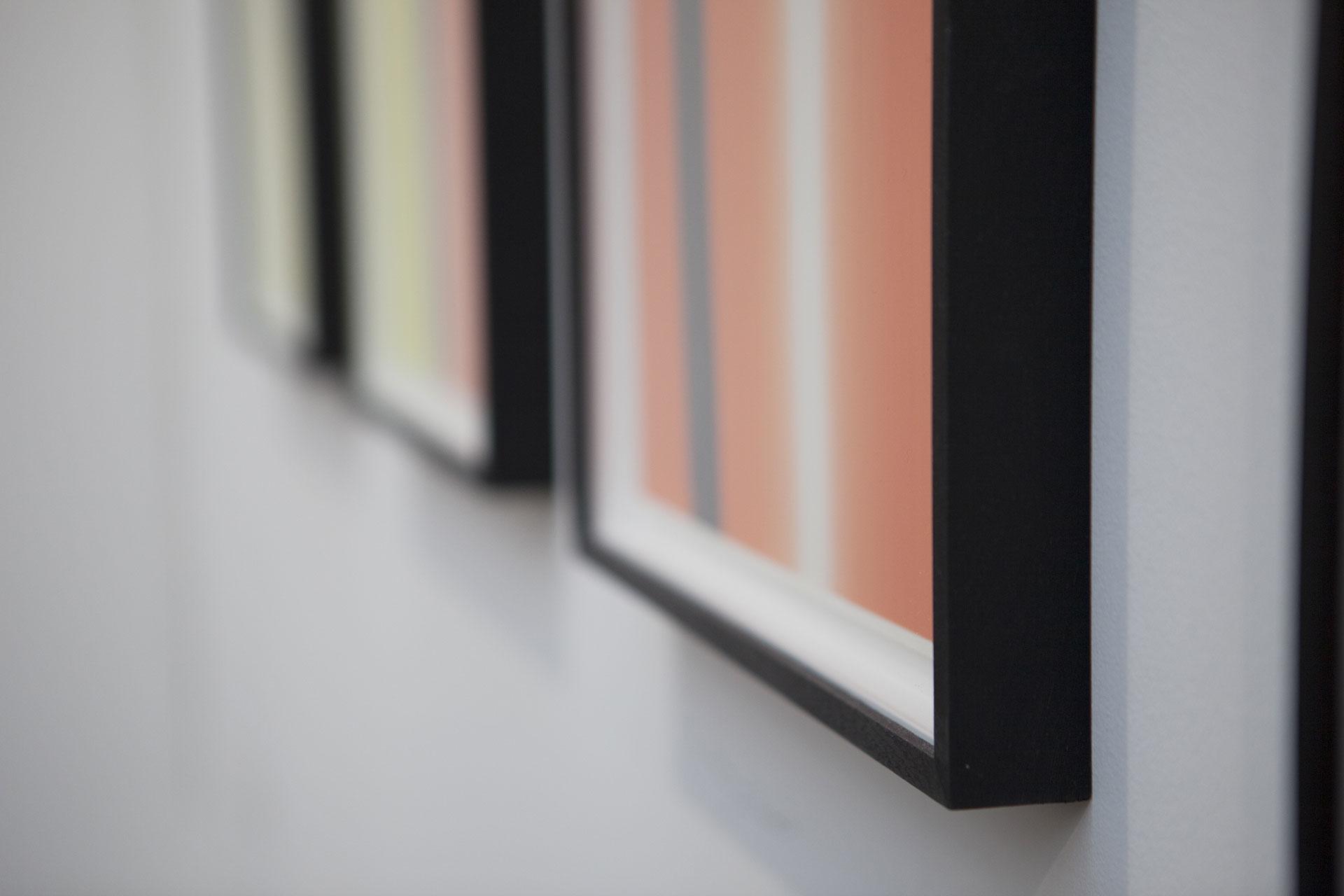 French custom-made frames