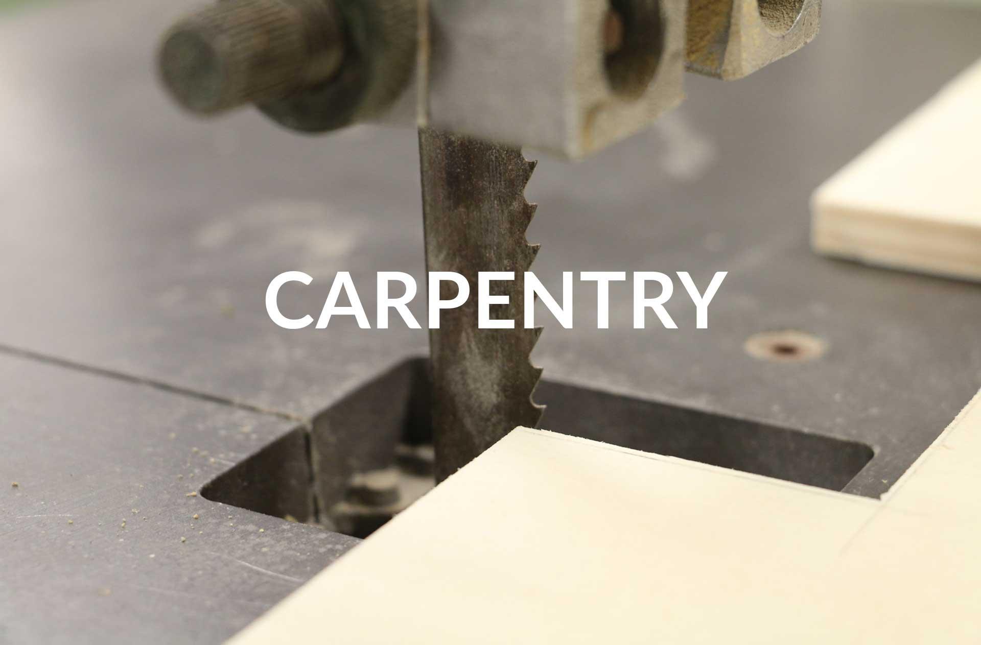 artwork carpentry in Paris