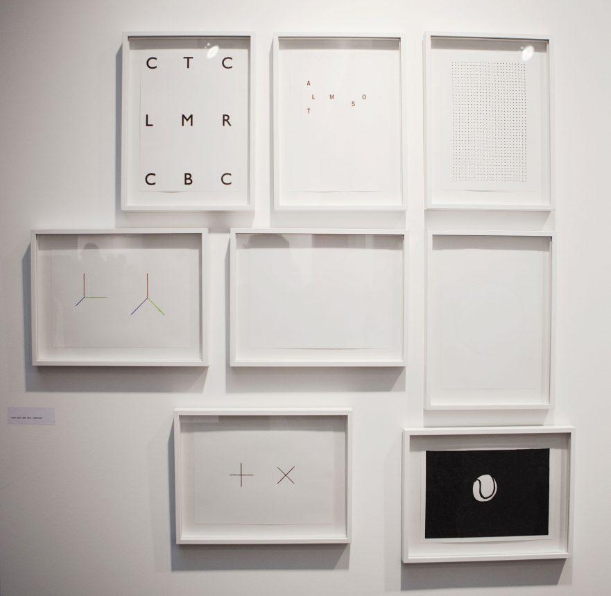 custom-made frame by the Atelier Mondineu
