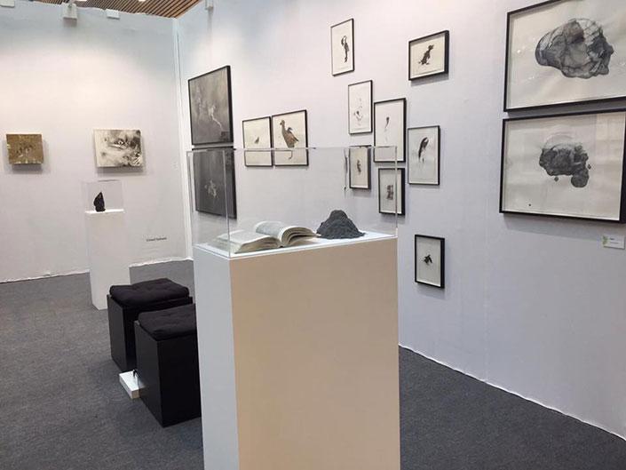 Lionel-Sabatte, Encadrement 11/25 noir mat, atelier mondineu cadre