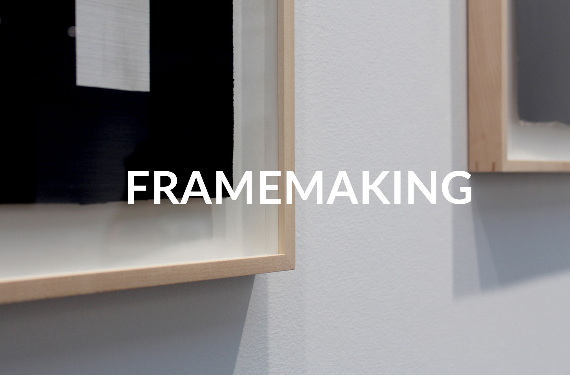 art framemaker in Paris